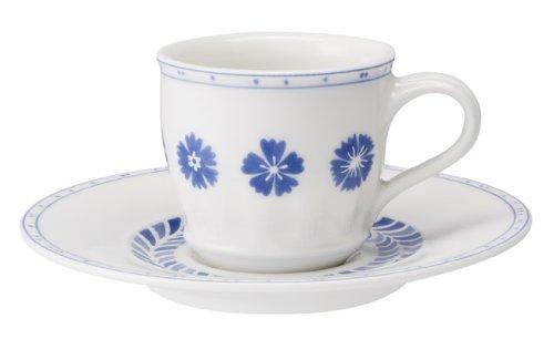 Villeroy & Boch Espressotasse mU FARMHOUSE TOUCH BLUEFLOWERS Villeroy & Boch -