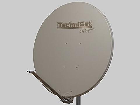 TechniSat Satman 1200 Sat-Spiegel 120 cm beige