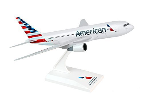skymarks-skr796-american-airlines-boeing-767-200-1200-new-livery-snap-fit-by-skymarks