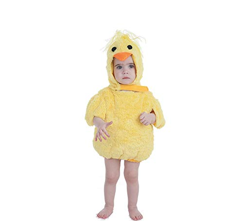 Zzcostumes LLOPIS Kostüm Baby Küken