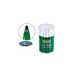 Carioca- Jumbo rotuladores, Color Verde Claro (A520000VC)