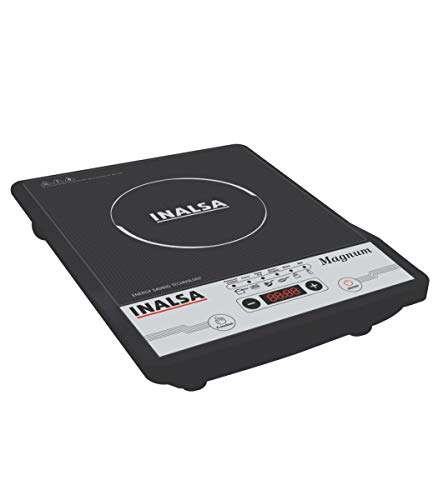 Inalsa Magnum 2000-Watt Induction Cooktop (Black)