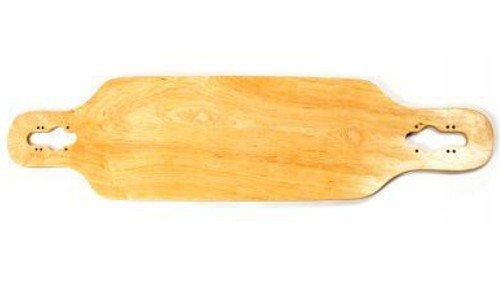 Koston Drop Through Blank Longboard Deck 36.0 x 9.25 inch - Holz Deck (Pintail Longboard Arbor Deck)