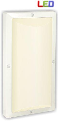 Visolight l300 led 1500lm ip64 plafoniera da esterno for Esterno frigorifero caldo