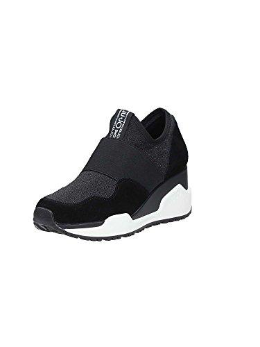 Sneaker slip on donna Liu-Jo S67199 Taylor nero lurex Nero