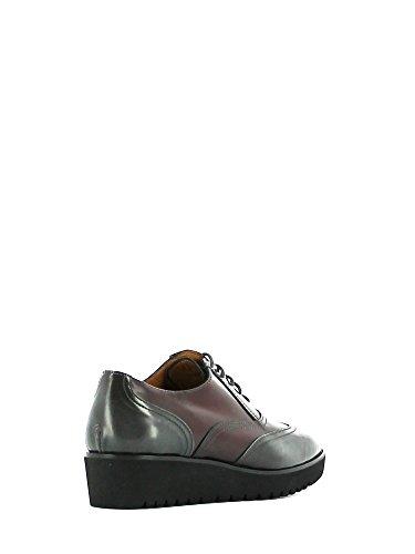 MARITAN , Chaussures de ville à lacets pour femme Gris - Grigio