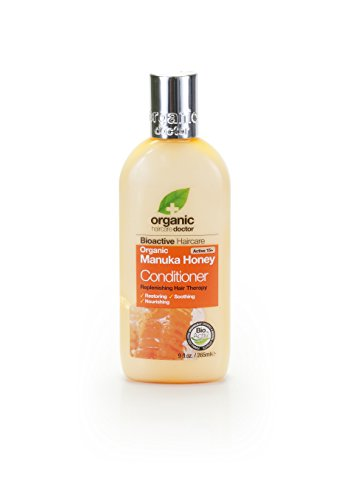 Dr. Organic Manuka Honey Après-shampooing 265 ml
