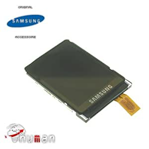 Samsung sGH-p300, écran lCD, vitre