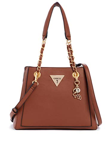 GUESS Factory Andrews Chain Satchel -