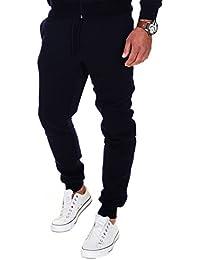 Merish Jogginghose Herren Jogger Trainingshose Jogginhose Sporthose Sommerhose Slim-Fit 211
