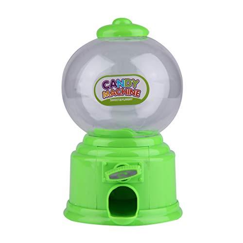 Snner Niños de Juguete automático Mini Caramelo de Gumball de la Burbuja dispensador de Monedas del Banco de Gumballs