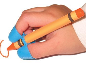 EDR The Pencil Grip TPG21112 The Writing C L A W Small 12 Ct Gr Pk-K