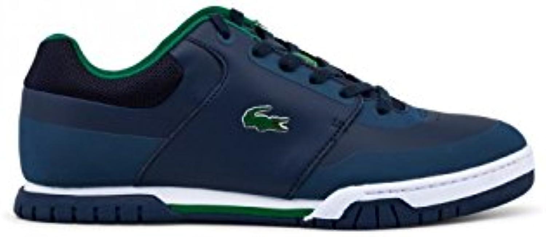 Gentiluomo   Signora Lacoste 734SPM0014_Indiana-Evo scarpe da ginnastica Uomo Blu 40.5 Nuove varietà sono lanciate Qualità del prodotto Elegante e solenne   Negozio famoso    Uomini/Donne Scarpa