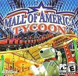 Mall of America Tycoon Pc Game Computer Game E for Everyone by Activision