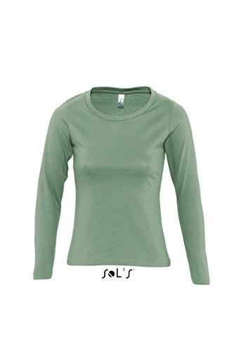 9f0a4ee99c4b23 Sols - Majestic - Damen T-Shirt Langarm
