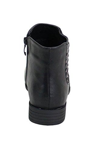 By Shoes - Damen Sneakers Schwarz