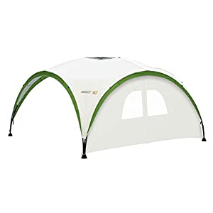 319D7E5p8kL. SS300  - Coleman Side Panel for Event Shelter L and Event Shelter Pro L 3.6 x 3.6 m, Gazebo Side Panel with Door and Window, Sun Protection, Water Resistant