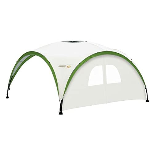 319D7E5p8kL. SS500  - Coleman Side Panel for Event Shelter L and Event Shelter Pro L 3.6 x 3.6 m, Gazebo Side Panel with Door and Window, Sun…