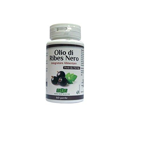 OLIO DI RIBES NERO 60 perle da 750 mg.