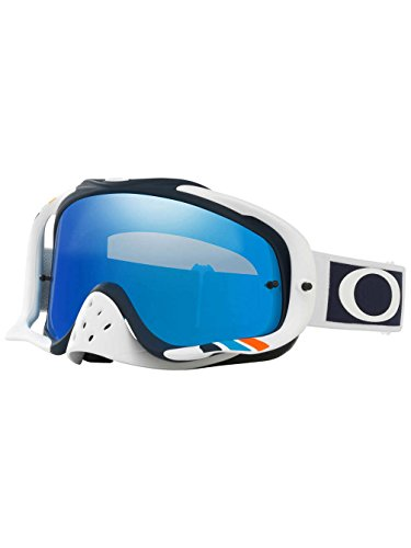 Oakley Herren MX Brillen Crowbar Mx TLD Corse White