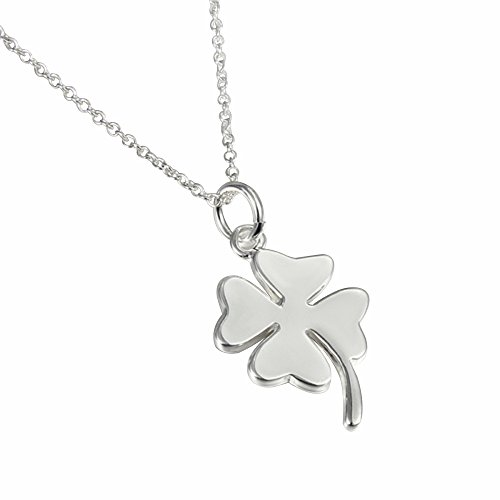 amberma-the-lucky-moments-four-leaf-clover-charm-pendant-necklace-sterling-silver-plated-fashion-for