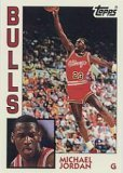 Best Michael Jordan Cards - Topps Michael Jordan Archivio Basket Rookie Card in Review