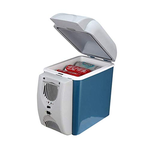 Lcxligang Auto-Kühlschrank 7.5L, tragbarer Kühlschrank, der energiesparendes Picknick im Freien mit hoher Kapazität abkühlt - 4 Badezimmer-eitelkeit