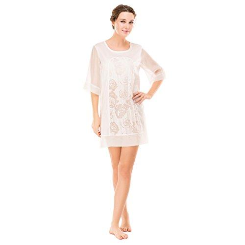 Sommer Pyjama/Frauen Netz Nachthemd/ t-Rock Nachthemd/ sexy Nachthemd A