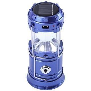 Honey Money 6 + 1 LED Solar Emergency Light Bulb with Torch and Charging Cable, Lantern, USB Mobile Charging 2 Power Source Solar, Lithium Battery (Color Will Be As Per Stock)
