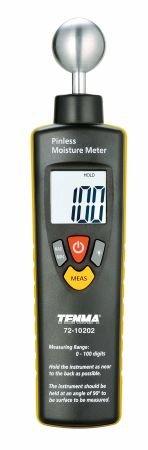 Pinless Moisture Meter (Pinless Moisture Meter by Tenma)