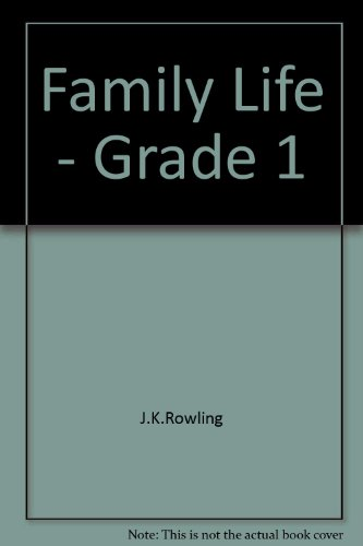 Family Life - Grade 1