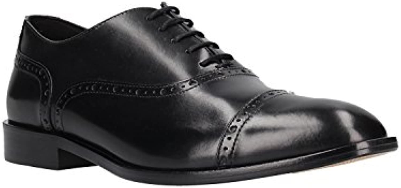 Geox U Saymore a, Zapatos de Cordones Oxford para Hombre -