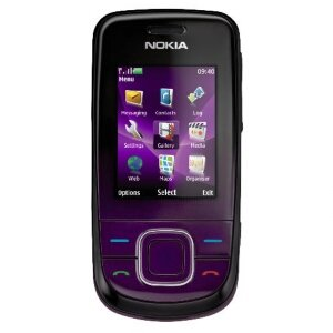 Nokia 3600 Slide Purple Original Nokia 3600 Slide