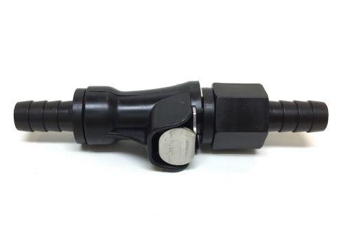 Benzinschlauch Kupplung Schnellverschluss 6mm Roller Mofa Moped