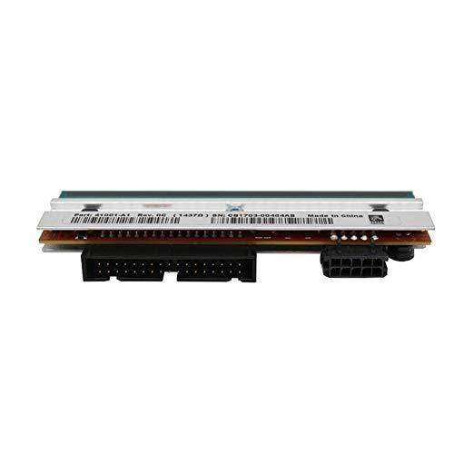 Partshe Testina di Stampa per Stampante Termica per Etichette Zebra 105SL 300 dpi G32433M KPA-106-12MTA4-ZB4