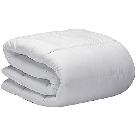 Pikolin Home Essential - Relleno nórdico de fibra, invierno, 400 gr/m2, 135 x 200 cm, cama 80 cm