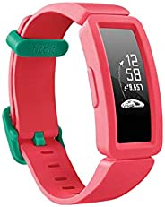 Fitbit Fitness watch for children, Red - FB414BKPK