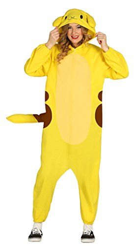 Disfraz-de-pijama-Pikachu-pokmon