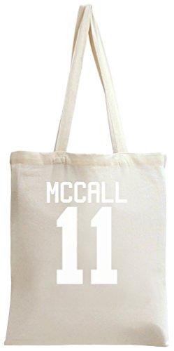 Scott McCall's Jersey Tote Bag (Scott Vintage-jersey)