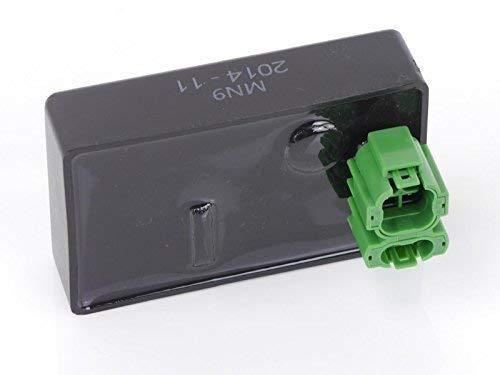 CDI Einheit, Steuergerät, Zündbox Honda NX500 NX650 Dominator XR650L grün