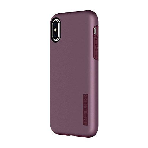 Incipio STOWAWAY Coque de Protection avec Rangement pour Cartes et Billets pour l'iPhone 6/6s - Noir Bordeaux