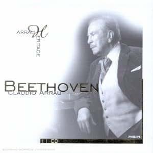 Claudio Arrau plays Beethoven (Coffret 11 CD)
