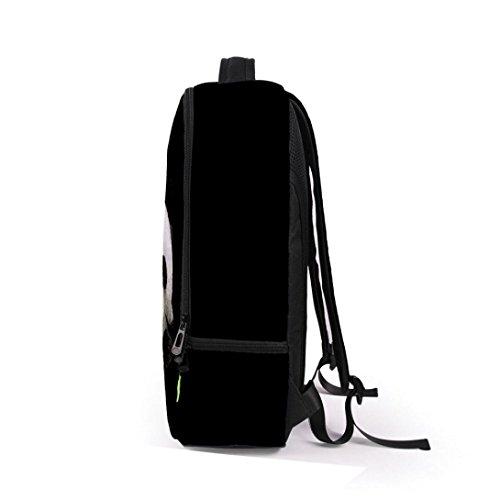 Lanspo Rucksack Sport Beutel Frauen Mann 3D Galaxie Spielraum Schultaschen Rucksack Rucksack Schulter Bookbag Schule Beutel kampierender Beutel J