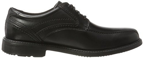 Rockport - Sl2 Bike Toe Ox, Scarpe basse Uomo Nero (Black)
