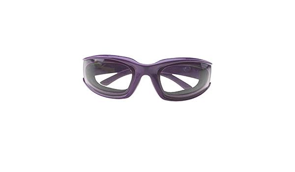 Rehomy Zwiebelbrille Tr/änenlose Brille Anti-W/ürzige Zwiebel-Schutzbrille Anti-Spritzschutz Brille Augenschutz K/üchenger/ät zum Grillen Heimgebrauch Grill im Freien