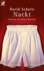 Buchseite und Rezensionen zu 'Nackt' von David Sedaris