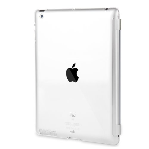 Moshi iGlaze XT Snap-on Case für Apple New iPad kristallklar