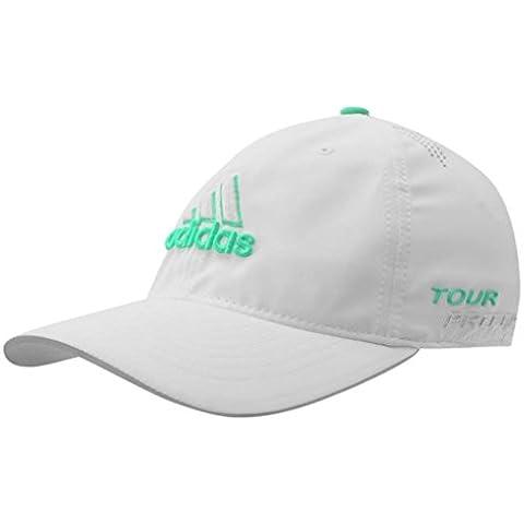 adidas - berretti/cappelli - Facile da clima cool tappo - White - L/XL - White Golf Cap