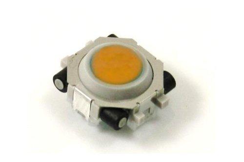 BisLinks® Für Blackberry Curve 8300, 8310, 8820/30, 8800 Orangefarbene Trackball Tintenroller/Joystick -