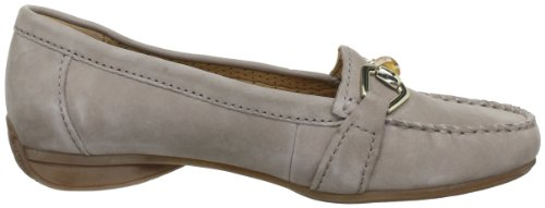 Gabor Shoes 64213 Damen Mokassins Grau (visone)